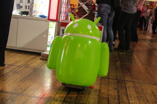 The Android mascot you'll want to buy, but can't, unless you work for Google