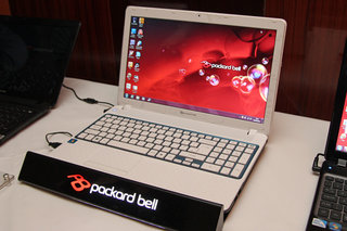 Acer reinforces Packard Bell as affordable, launches EasyNote TE and TV laptops