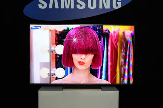 The 75-inch Samsung TV that costs £11k, and that's before you factor in costs to move house for a bigger lounge