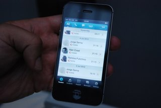 O2 TU Go app to bring your calls to your tablet