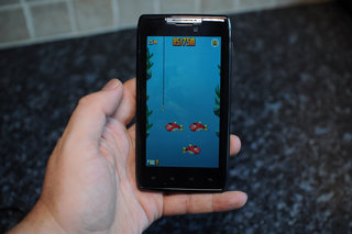 app of the day ninja fishing review android  image 2