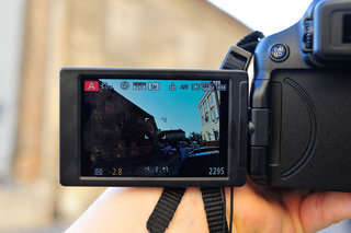 hands on panasonic lumix dmc fz200 review image 11
