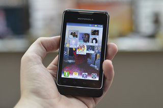 Motorola Motosmart pictures and hands-on