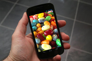 Galaxy Nexus Jelly Bean roll-out begins