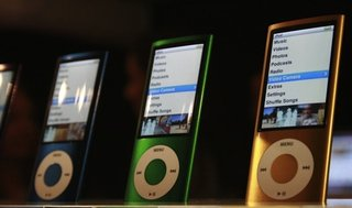 Tall iPod Nano to make a return only this time with a home button