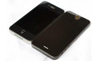 New iPhone 5 pictures leaked, full phone this time - confirm longer screen
