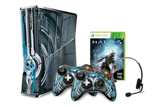 Xbox 360 Limited Edition Halo 4 console bundle coming 6 November