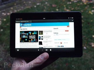 Kindle Fire 2 to have larger screen to rival iPad