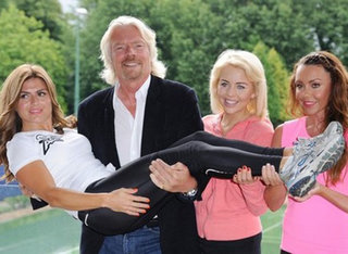 WEBSITE OF THE DAY: Branson Picking Up Women
