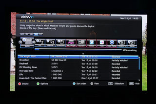 view21 freeview hd recorder pictures and hands on image 15