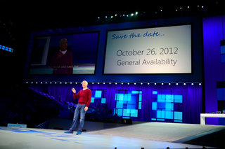 Windows 8 release date: 26 October 2012