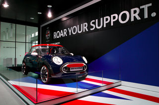 Mini Rocketman Concept London edition pictures and eyes-on