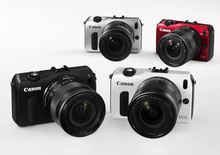 Canon EOS M official, DSLR shrunk to fit in your pocket as Canon launches first CSC