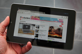 Nexus 7 16GB sold out after customers shun Google's cloud service