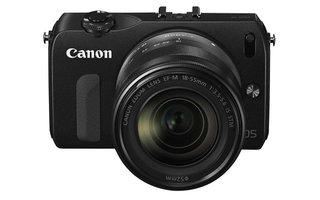 Canon EOS M: Everything you need to know