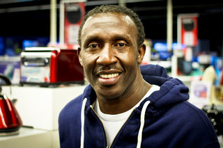 Linford Christie: Technology helps athletes much more these days... but we got more money