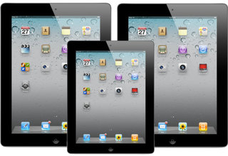 Apple's already telling us there is an iPad mini, you just have to read between the lines