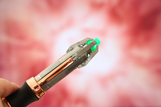Doctor Who Sonic Screwdriver universal remote control just the beginning - lightsaber anyone?