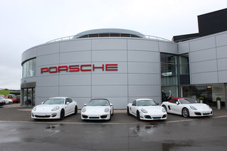 porsche silverstone driving experience pictures and hands on image 13