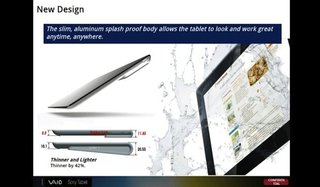 Second-gen Sony Tablet S brings slimmer body, more power, Xperia name