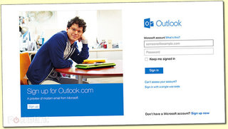 How to get your new Outlook.com address