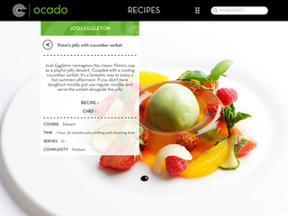 APP OF THE DAY: Great British Chefs - Summertime review (iPad and iPhone)