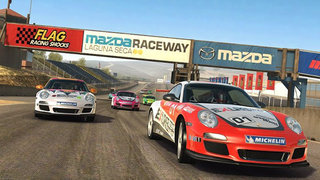 Yep, Real Racing 3 really is for iPad, iPhone and Android (video)