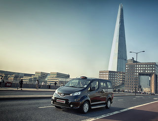 Nissan NV200 London taxi pictures and hands-on