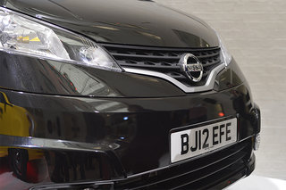 nissan nv200 london taxi pictures and hands on image 2