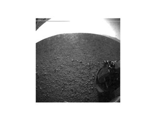 Curiosity rover lands on Mars and sends tweet from out of this world