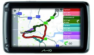 Mio treats satnav users to lifetime of map upgrades with six new devices