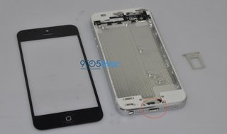iPhone 5 dock connector to be just 9-pins