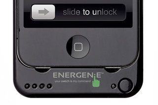 Energenie protective case doubles iPhone's battery life