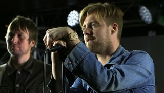 Xbox Live Gold members can watch Kaiser Chiefs charity gig online