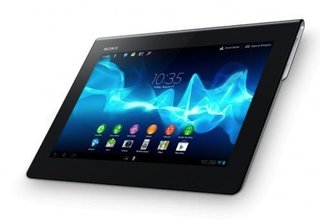 Sony Xperia Tablet pops up again