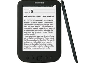 BeBook unveils the Pure, the world's thinnest E Ink eReader