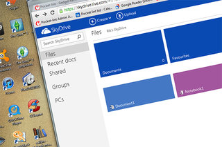 Microsoft's SkyDrive gets an Outlook.com style refresh