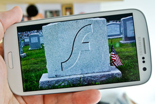 RIP Android Flash - no more updates from today