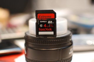 Are you using the right SD card?