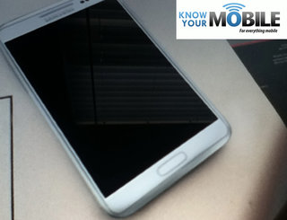 Leaked Samsung Galaxy Note 2 picture teases SGS3 styling