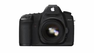 iPhone 5 parody suggests new iPhone will actually be a DSLR (video)