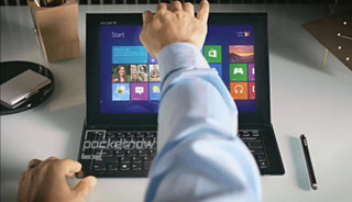 Sony Vaio Duo 11: The Windows 8 tablet with fold away keyboard... supposedly