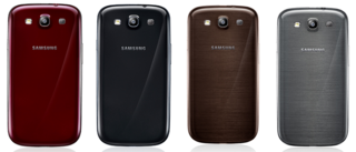 Samsung Galaxy S3 goes colourful with new nature-inspired colours