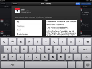 app of the day itunes festival 2012 review ipad iphone ipod touch  image 4
