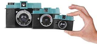 Lomography introduces the Diana Baby 110 camera, its smallest family member yet