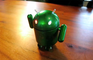 BERO: The cute Android robot controlled via your phone
