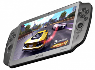 Archos GamePad: The 7-inch gaming tablet with sights on the PS Vita