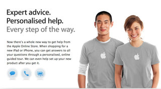 Apple Geniuses: Now help you online in UK