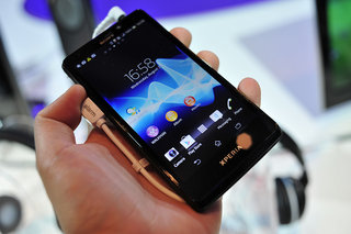 Sony Xperia T pictures and hands-on