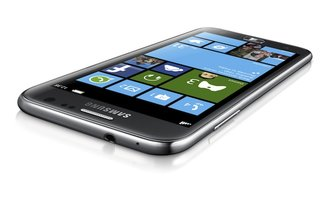 Samsung Ativ S is a Windows Phone 8 smartphone with a 4.8-inch display